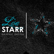 Logo-Lisa Starr Graphic Design